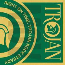 Right On Time - Trojan Rock Steady (180g) (Limited Numbered Edition) (Orange Vinyl), 2 LPs