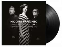 Hooverphonic: With Orchestra Live (180g), 2 LPs