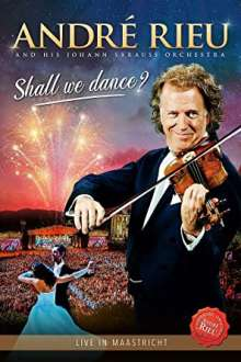 Shall We Dance?: Live In Maastricht, DVD