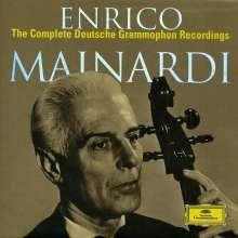 Enrico Mainardi - The Complete Deutsche Grammophon Recordings, 14 CDs