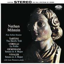 Nathan Milstein - Four Italian Sonatas (180g), LP