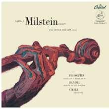 Serge Prokofieff (1891-1953): Sonate für Violine & Klavier Nr.2 op.94 (180g), LP