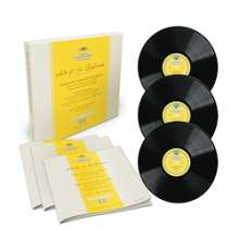 Ludwig van Beethoven (1770-1827): Cellosonaten Nr.1-5 (180g /33rpm), 3 LPs