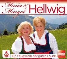 Maria & Margot Hellwig: Ein Feuerwerk der guten Laune, 4 CDs