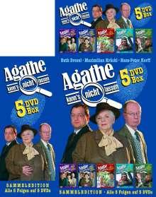 Agathe kann's nicht lassen (Gesamtausgabe), 5 DVDs