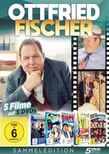 Ottfried Fischer Sammeledition, 5 DVDs