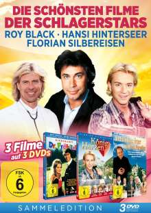 Die schönsten Filme der Schlagerstars, 3 DVDs