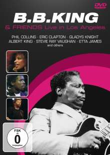 B.B. King: Live In Los Angeles 1987, DVD