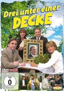 Drei unter einer Decke, DVD