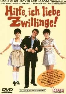 Hilfe, ich liebe Zwillinge, DVD