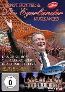Ernst Hutter: Das grandiose Open Air in Altusried - Live, DVD