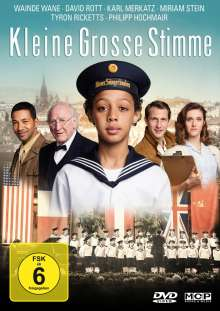 Kleine grosse Stimme, DVD