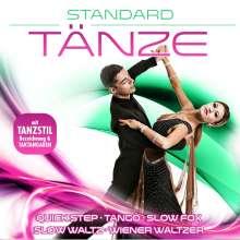 Standard Tänze, 2 CDs