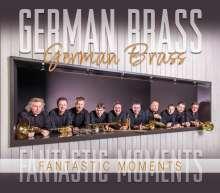 Musik für Blechbläser: German Brass - Fantastic Moments, CD