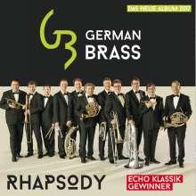 Musik für Blechbläser: German Brass - Rhapsody, CD