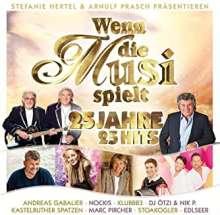 Wenn die Musi spielt - 25 Jahre 25 Hits, CD