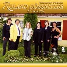 Roland Gössnitzer: Akkordeon-Träume, 2 CDs