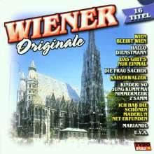 Wiener Originale, CD