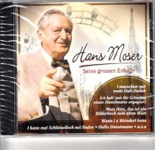 Hans Moser: Seine großen Erfolge, CD