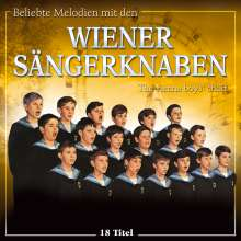 Wiener Sängerknaben: Beliebte Melodien mit den Wiener..., CD