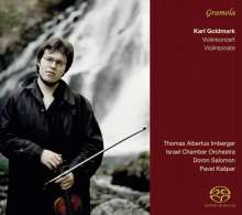 Karl Goldmark (1830-1915): Violinkonzert op.28, Super Audio CD