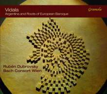 Vidala - Argentina and Roots of European Baroque, CD