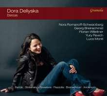 Dora Deliyska - Danzas, CD