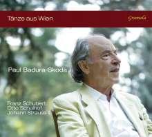 Paul Badura-Skoda - Tänze aus Wien, CD