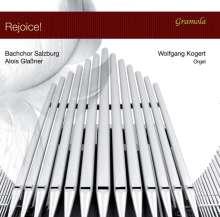 Bachchor Salzburg - Rejoice!, CD