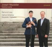 Joseph Mayseder (1789-1836): Violinkonzerte Nr.1-3, CD