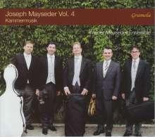 Joseph Mayseder (1789-1836): Kammermusik Vol. 4, CD