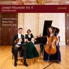 Joseph Mayseder (1789-1836): Kammermusik Vol. 6, CD