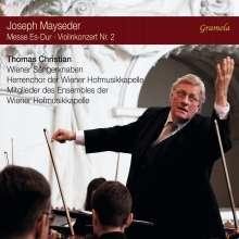 "Joseph Mayseder (1789-1836): Messe op.64 ""Neujahrsmesse"", CD"