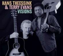 Hans Theessink & Terry Evans: Visions, CD