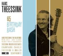 Hans Theessink: 65 Birthday Bash, CD