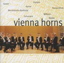 Vienna Horns - Filmmusik, CD