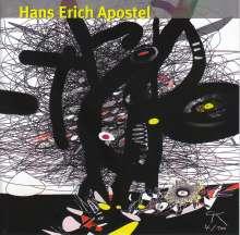 Hans-Erich Apostel (1901-1972): Requiem für achtstimmigen Chor & Orchester op.4, CD