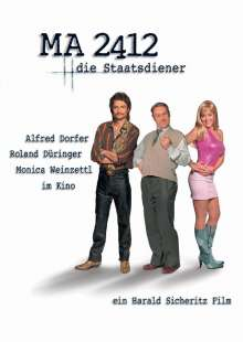 MA 2412 - Die Staatsdiener, DVD