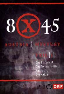 8x45 - Austria Mystery Teil 1, DVD