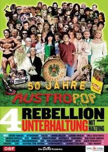 50 Jahre Austropop Folge 04: Rebellion - Unterhaltung mit Haltung, DVD