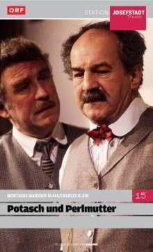 Potasch und Perlmutter / Edition Josefstadt, DVD