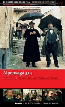 Alpensaga 3+4, DVD