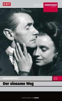 Der einsame Weg (Arthur Schnitzler), DVD