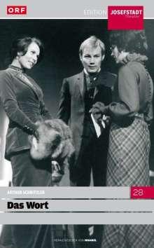 Das Wort (Arthur Schnitzler), DVD