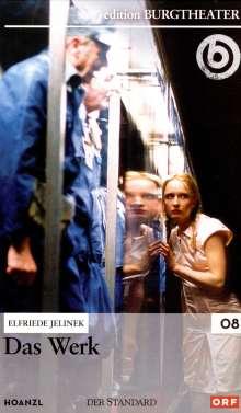 Das Werk, DVD