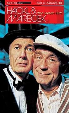 Hackl & Marecek - Was lachen Sie?, DVD