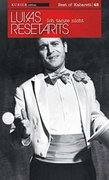Lukas Resetarits - Ich tanze nicht, DVD