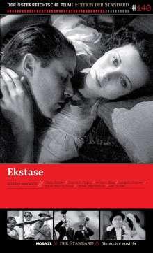 Ekstase, DVD