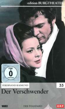 Der Verschwender, DVD