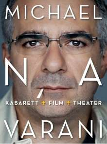 Michael Niavarani: Kabarett + Film + Theater, 3 DVDs